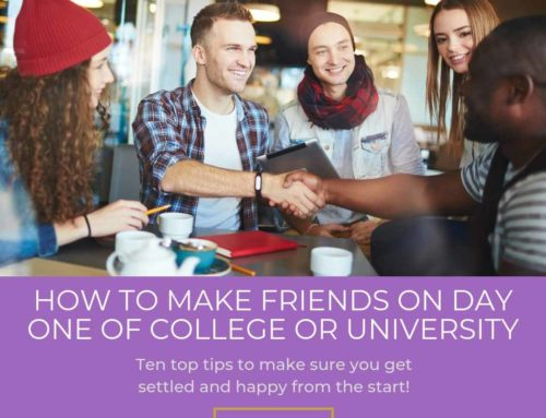 How to Make Friends on Day One of University or College
