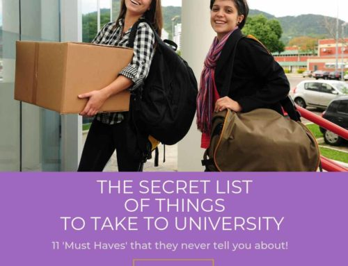 The Secret List of Things to Take to University That They Never Tell You About