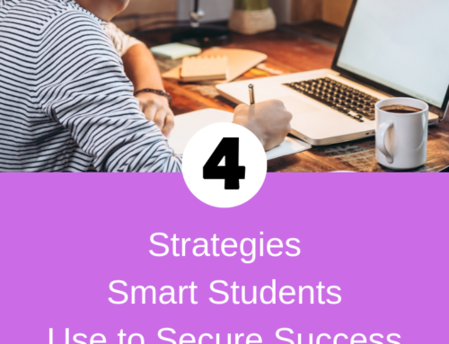 4 Strategies Smart Students Use to Secure Success at University