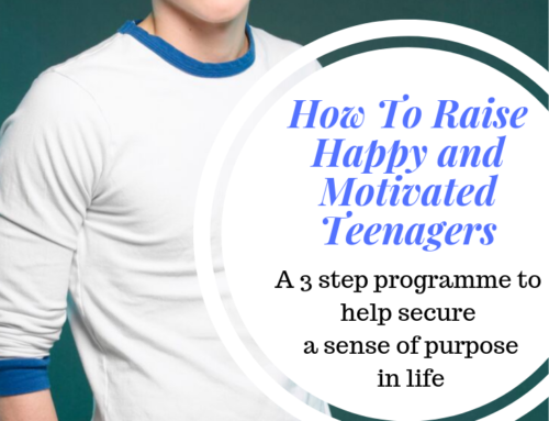 How to Raise Happy and Motivated Teenagers